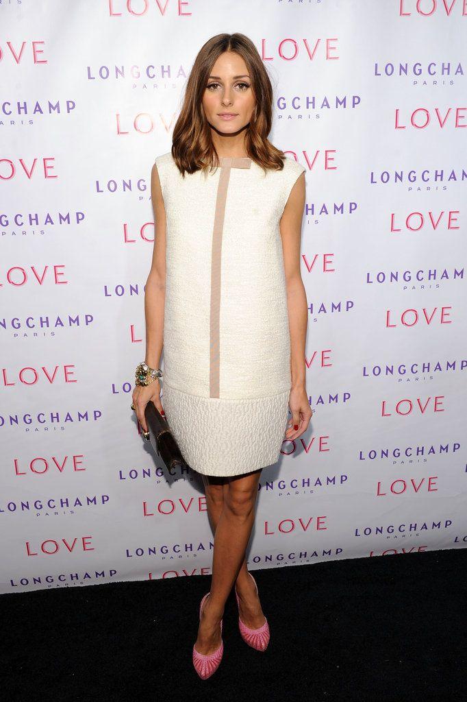 Olivia Palermo Style Best Dresses   POPSUGAR Fashion