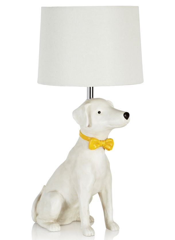 Shopping For Dog Lamps Bow Tie Dog Lamp From Next Doghouse