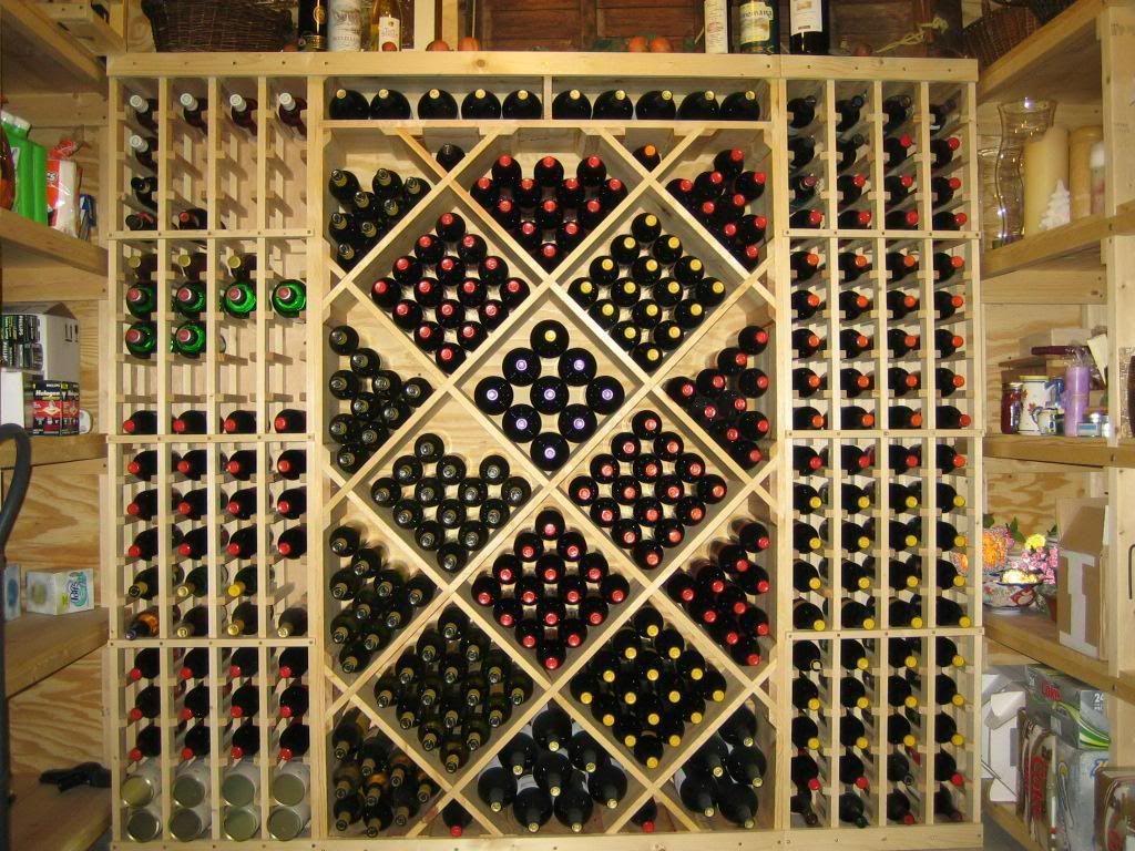 diy wine racks designs   Audio Asylum Thread Printer u2013 Homivo & homivo.com   Pinterest   Wine storage Wine rack and Wine
