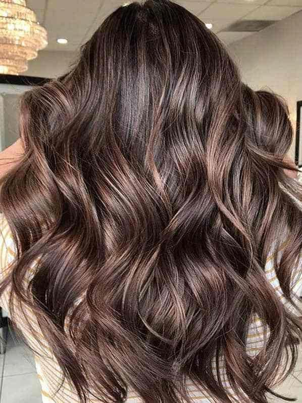 Amazing Chocolate Hair Color Blends to Try in Year 2020 | Voguetypes