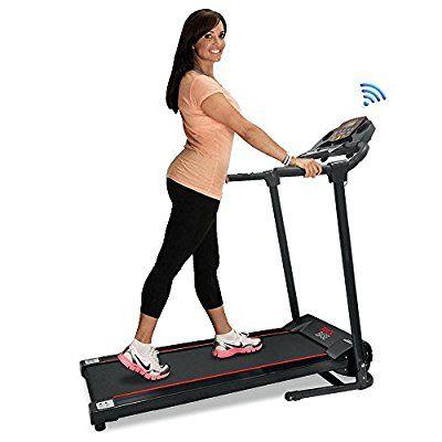 amazon  smart digital folding exercise machine