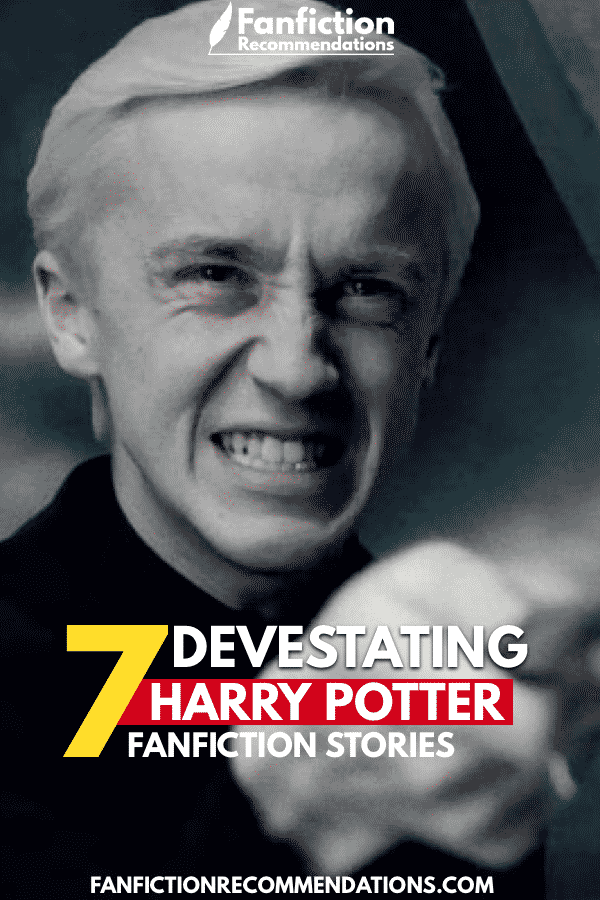 7 Devastating Harry Potter Fanfiction Stories That Ll Shock You To Your Core Harry Potter Fanfiction Fan Fiction Stories Harry Potter Ginny Weasley