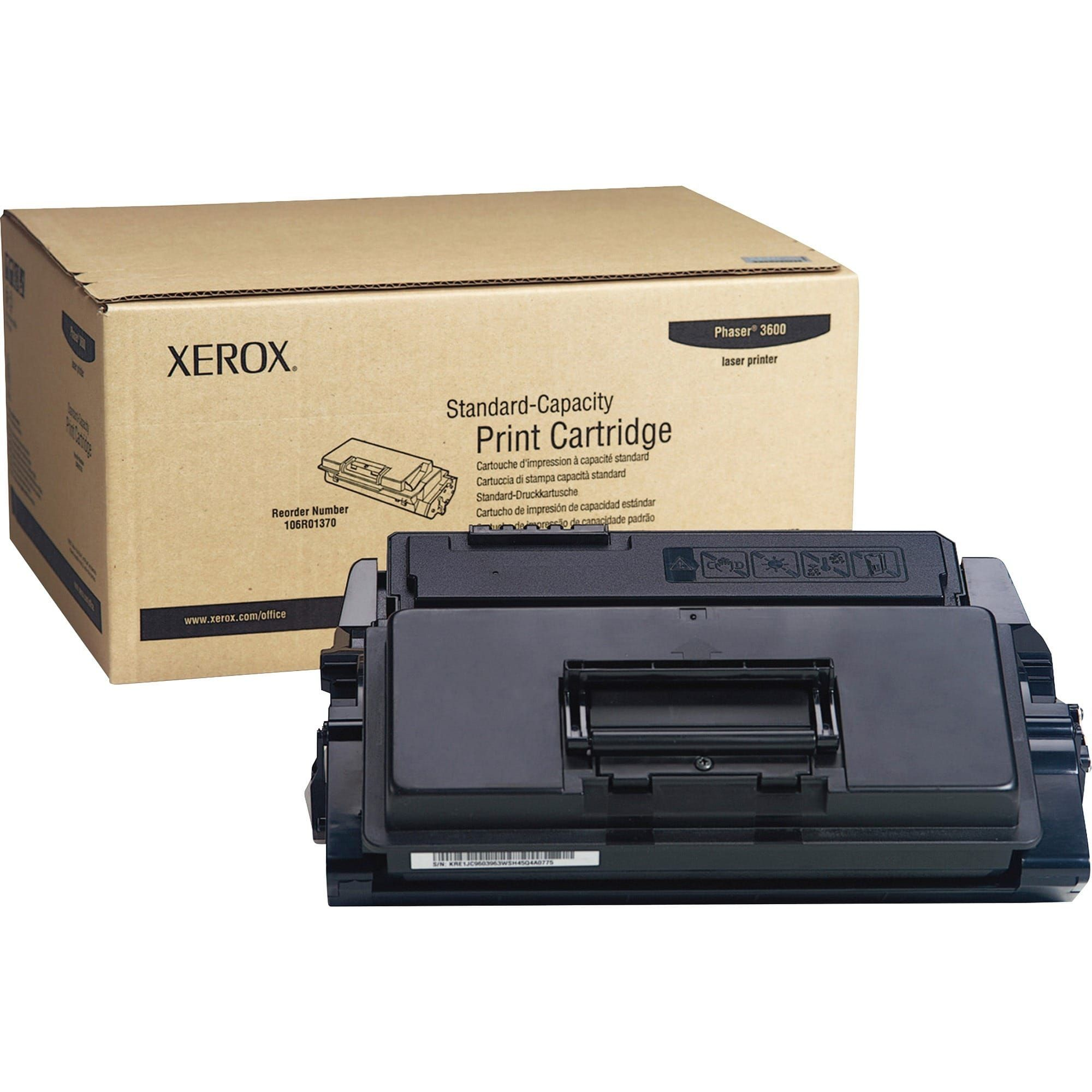 Xerox Original Toner Cartridge Standard Capacity Print