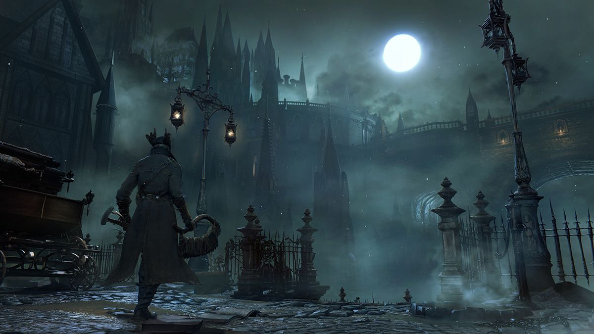 Bloodborne コンセプトアートアートのアイデアゴシックホラー