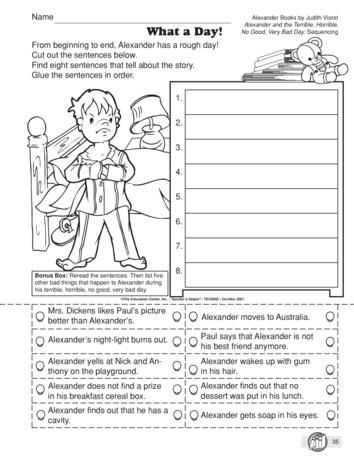 What A Day Lesson Plans The Mailbox Teaching Reading 3rd Grade Reading School Reading 3rd grade sequencing events worksheets