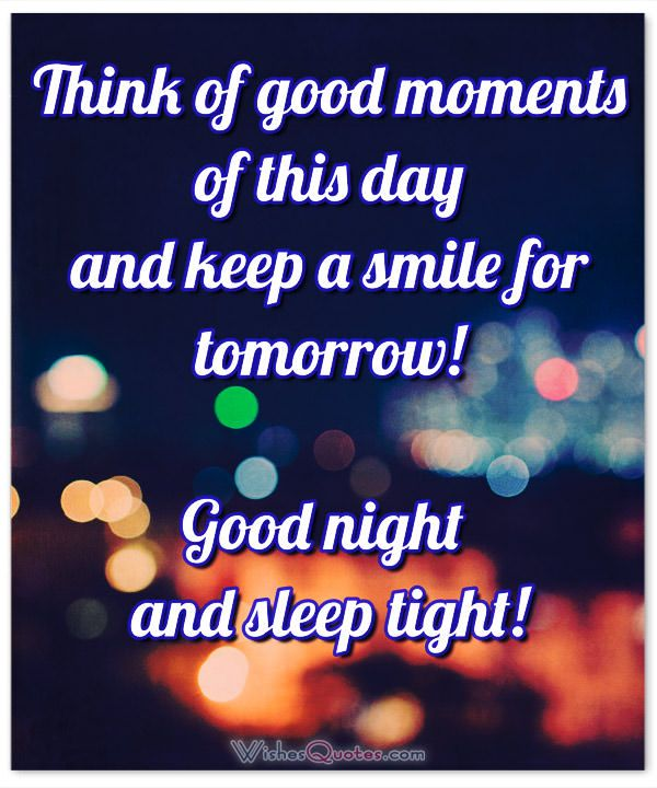 A Heartfelt Collection With 200 Good Night Quotes And