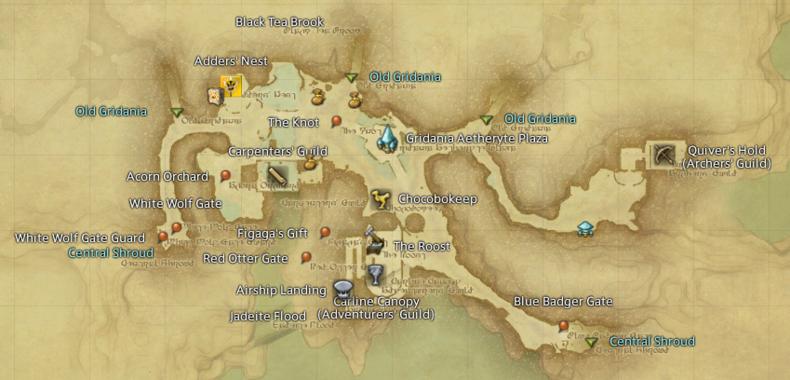 Ffxiv Solo Maps