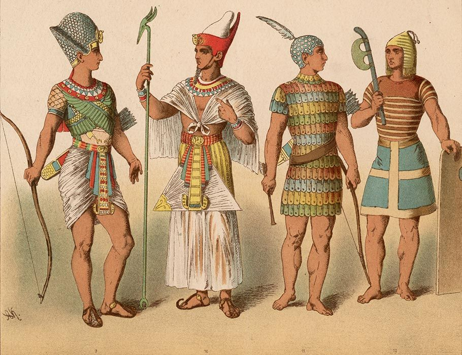 Why Pharaohs Were Made To Run Around Their Palaces Every 3 Years Ancient Egyptian Clothing Ancient Egyptian Costume Ancient Egypt Fashion