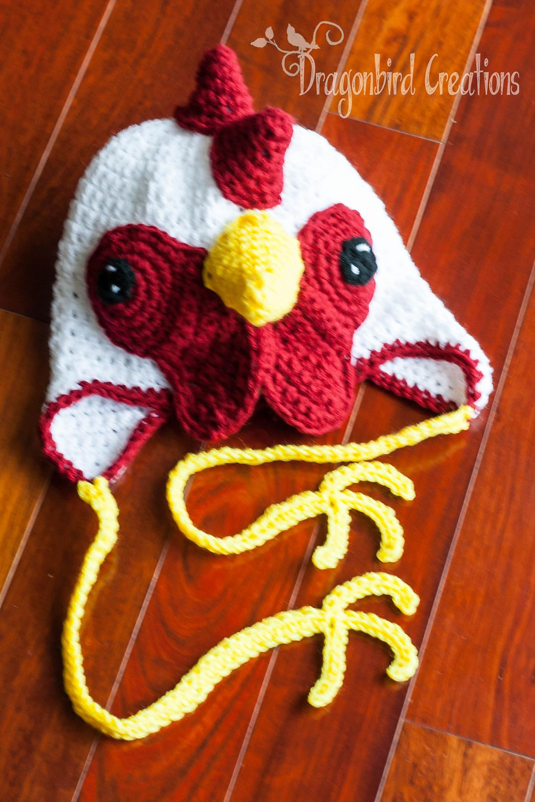 6db306a4d8c Ravelry  Rooster Hat by Shawn Torres