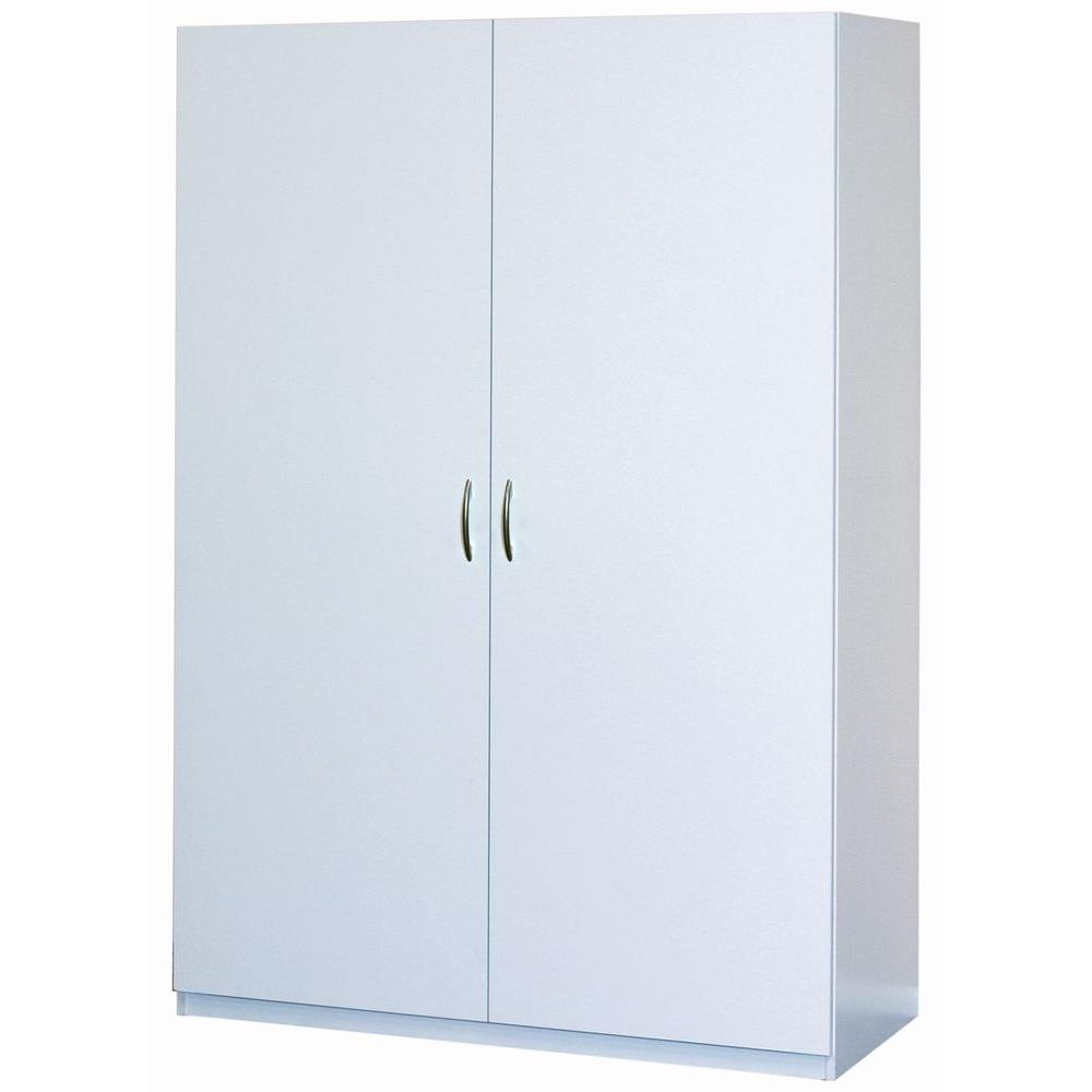 Closetmaid 48 In Multi Purpose Wardrobe Cabinet 12336 The Home