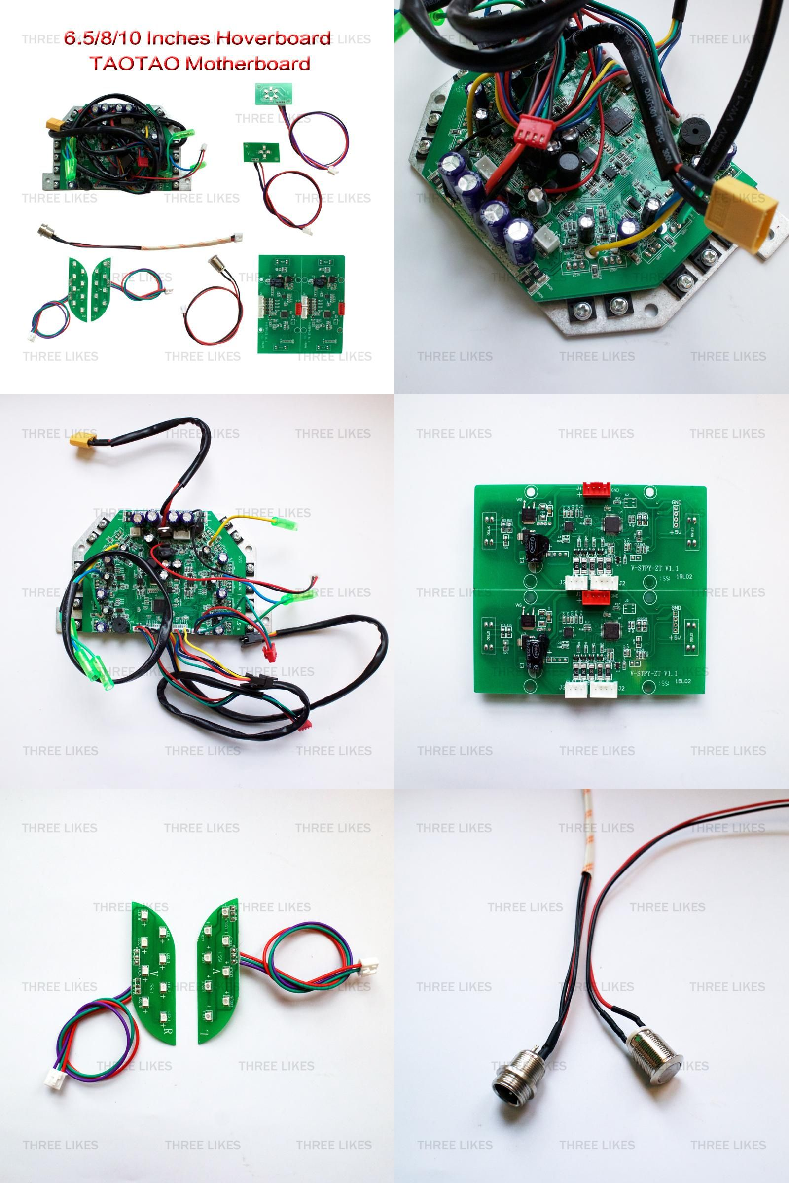 Visit to Buy] Hoverboard Motherboard Mainboard Control Circuit ...