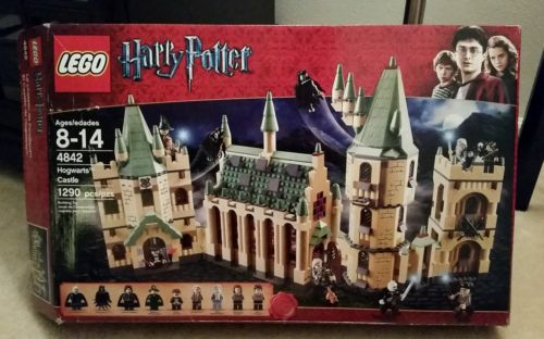 LEGO Harry Potter Hogwarts Castle (4842) Building Set Opened Box but SEALED Bags https://t.co/heOjyqup9w https://t.co/HFqtJfHPUE