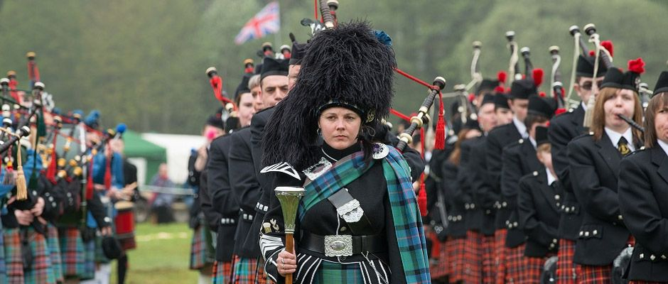 Gordon Castle Highland Games and Country Fair 2020 (With