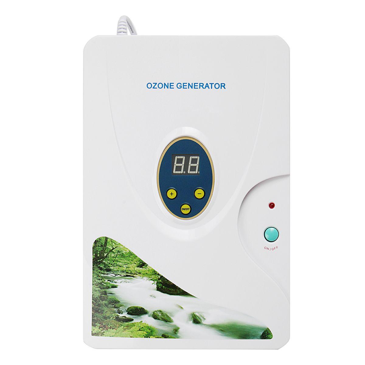 Us 51 72 Ozon Generator Ozonator 400mg H Luftreiniger Wasser Nahrungsmittelfrucht Sterilisator Des Ozon 220v 12w Haushaltsgerateteile From Haushaltsgerate On Ozongenerator Luftreiniger Puerto Rico
