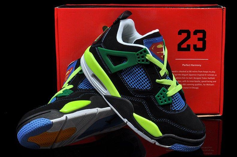 nike shox crampons métalliques taille 7 - Jordan 4s superman   Jordans   Pinterest   Jordan 4, Superman and ...