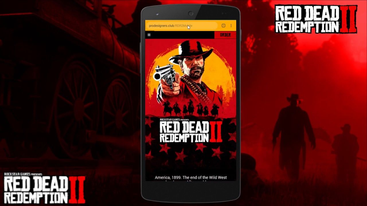 RED DEAD REDEMPTION 2 Android & iOS - [Mobile Download] | HACK GAMES