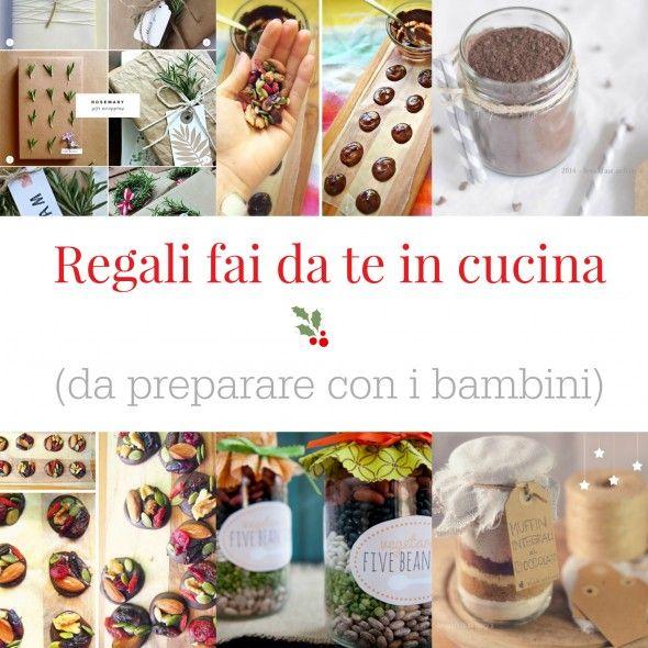 Regali fai da te in cucina: una selezione di idee semplici da ...