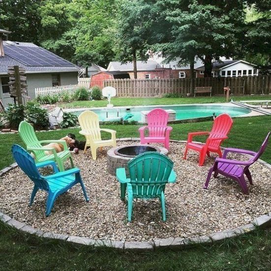 48 Fire Pit Plans & Ideas To Make Happy With Your Family