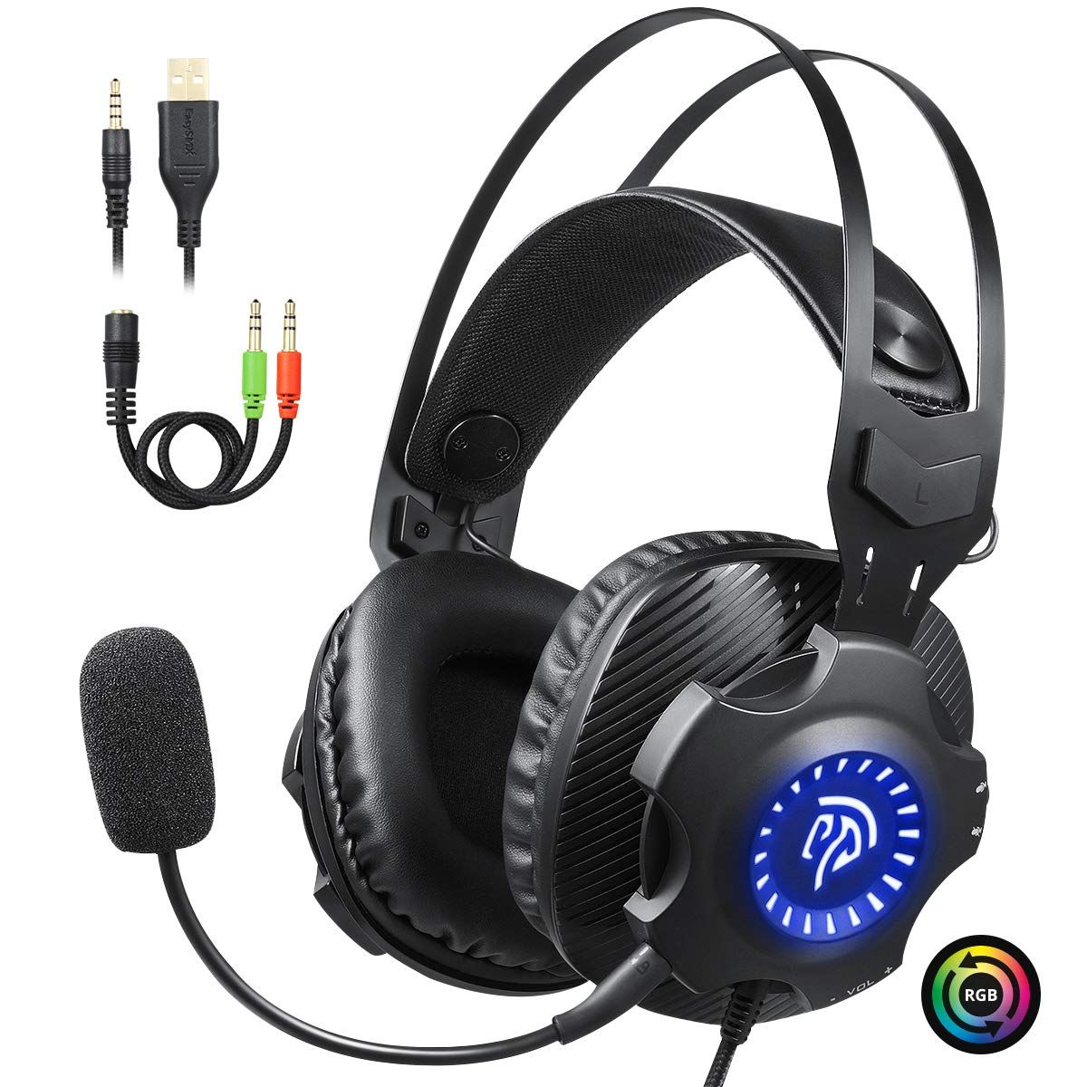 [New Version] EasySMX Xbox One Headset with Automatic