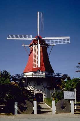 The Windmill Aruba Windmuhle Wind Muhle