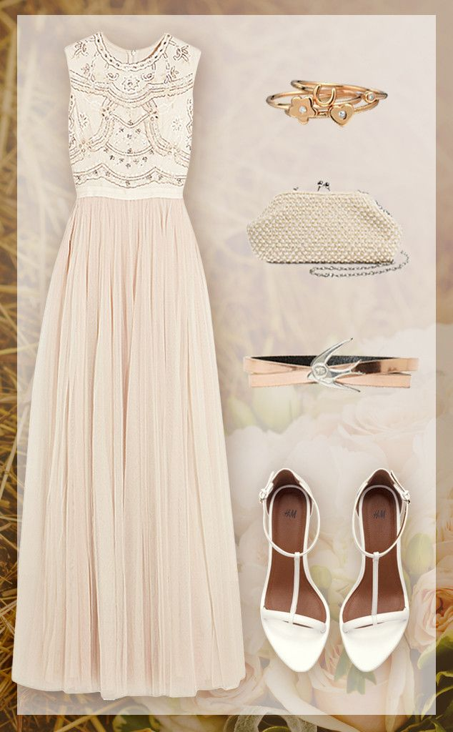 1d1b85127ce Country Club from 15 Wedding Guest Outfit Ideas for Every Type of Ceremony