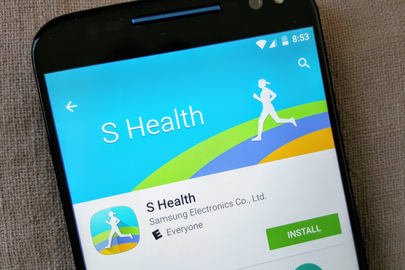 Samsung's S Health app now works with other Android phones