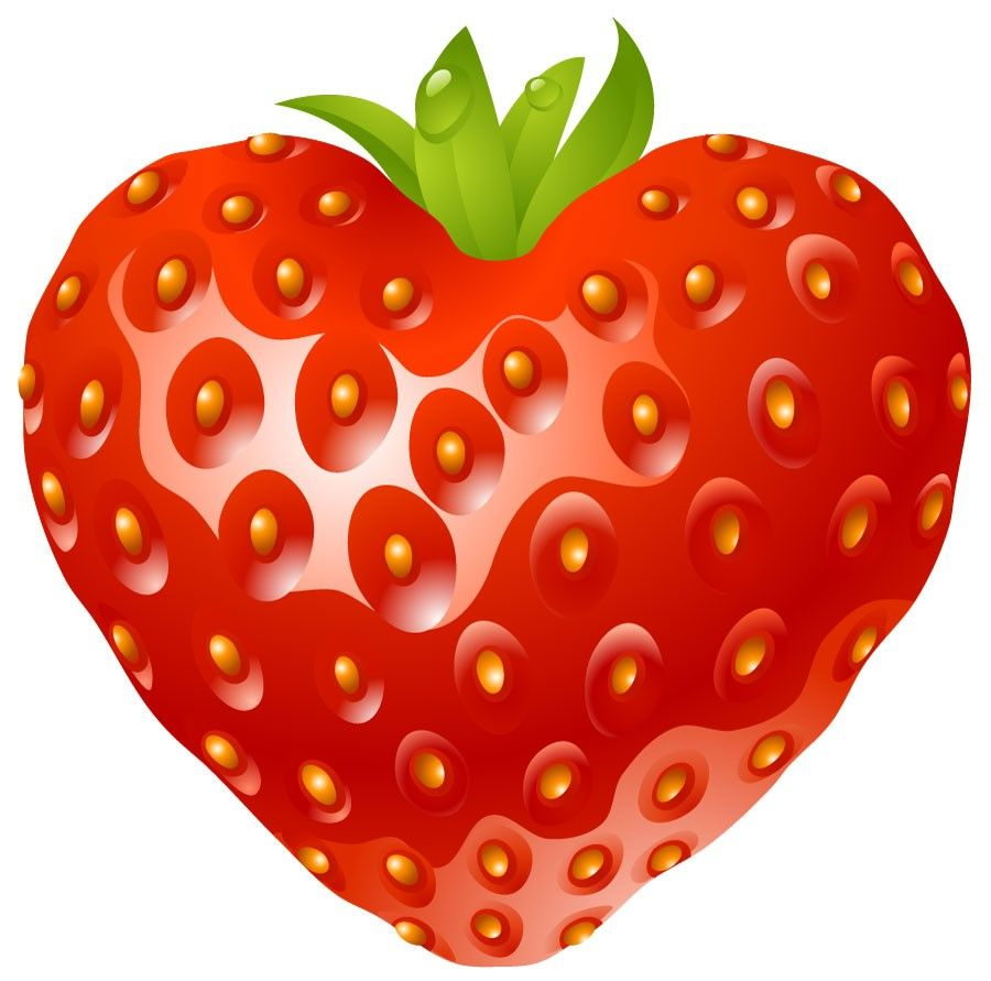 strawberry heart wall sticker totally movable 1 00 http www strawberry heart wall sticker totally movable 1 00 http www
