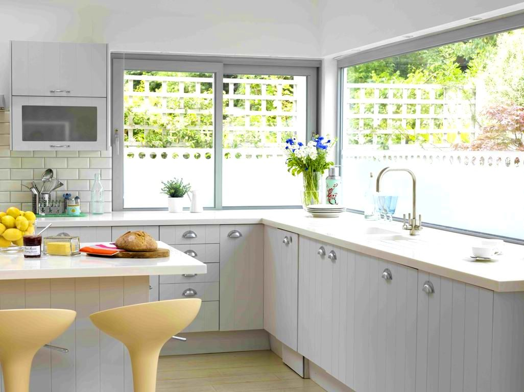 exciting-kitchen-window-treatments-pictures-designs-windows-over ...