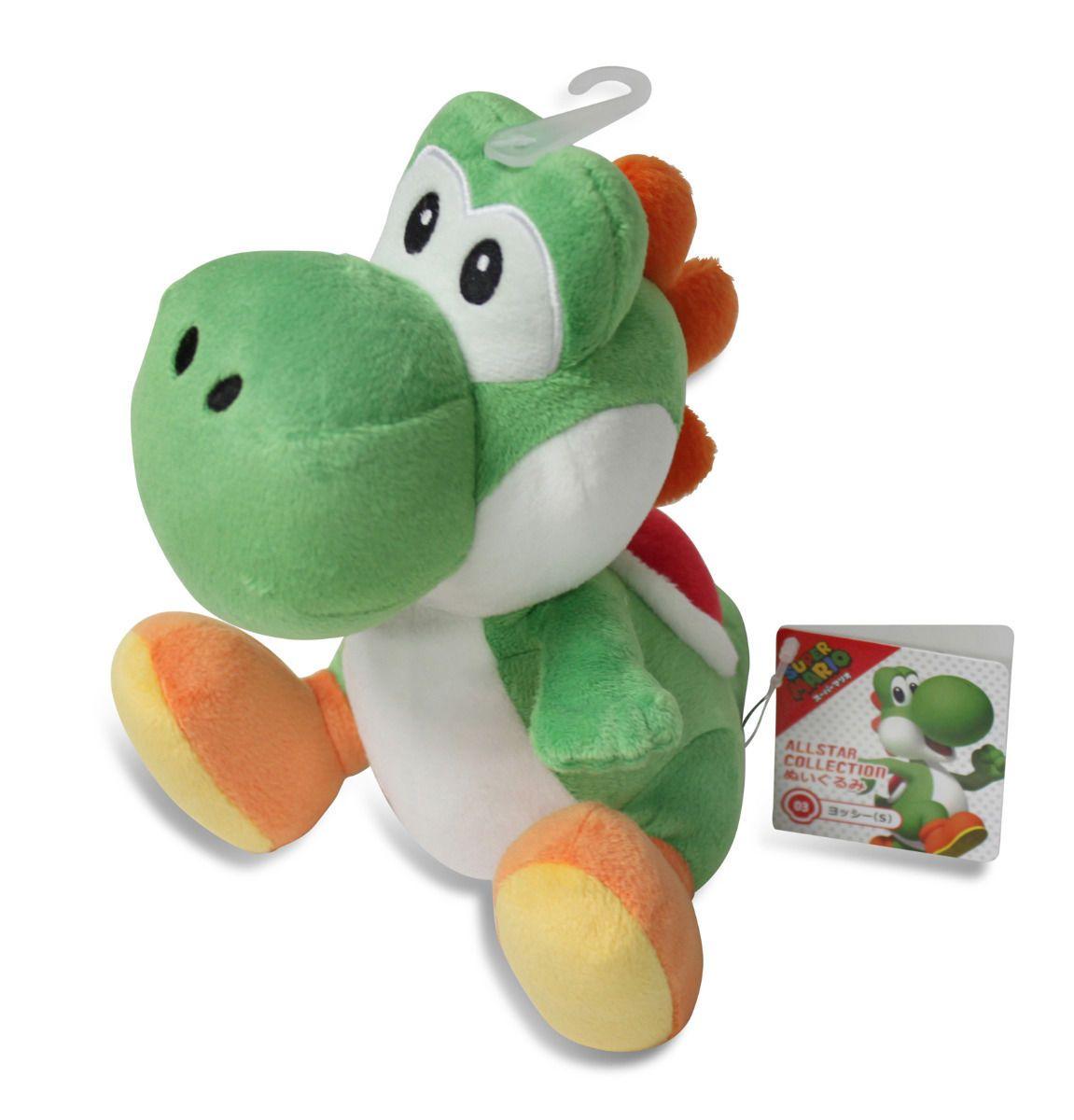 "Dry Bones Stuffed Plush Little Buddy Super Mario AllStar Collection 8/"" Authentic"