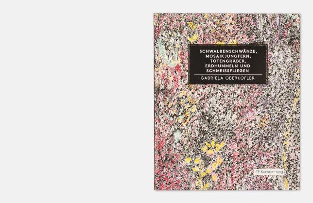 Schwalbenschwänze, Mosaikjungfern, Totengräber, Erdhummeln und Schmeißfliegen - Hubert & Fischer | Graphic Design, Art Direction, Visual Communication