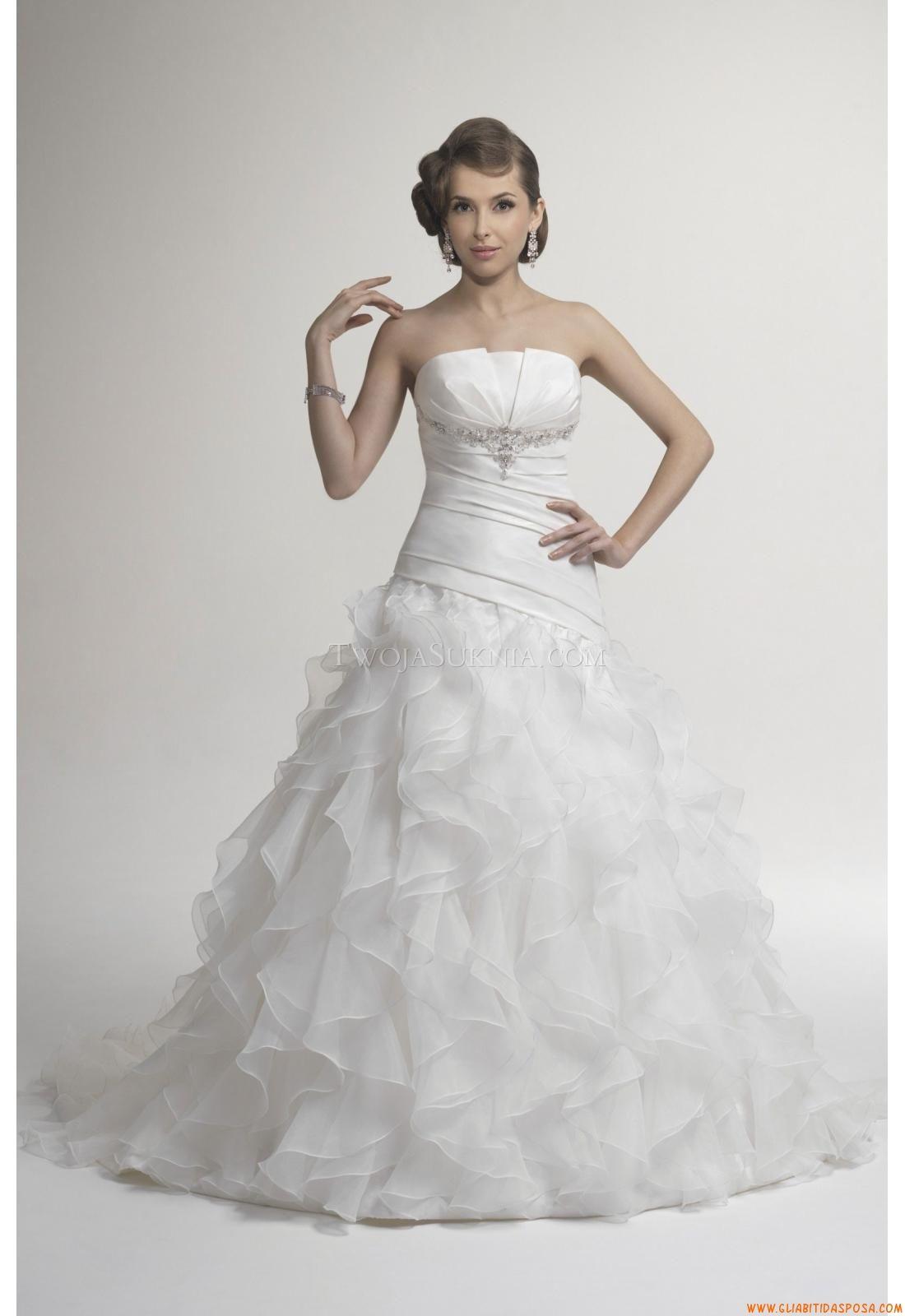 promo code 89f34 7a01e Abiti da Sposa Venus VX8524 | outlet abiti da sposa milano ...