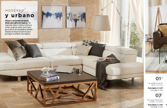 Catalogos decoracion interiores great te ha aburrido la for Ripley muebles terraza