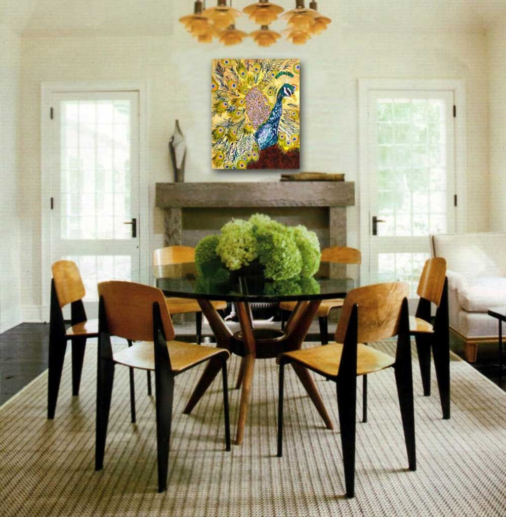 Amazing Designs To Decorate A Kitchen Table Dining Room Table