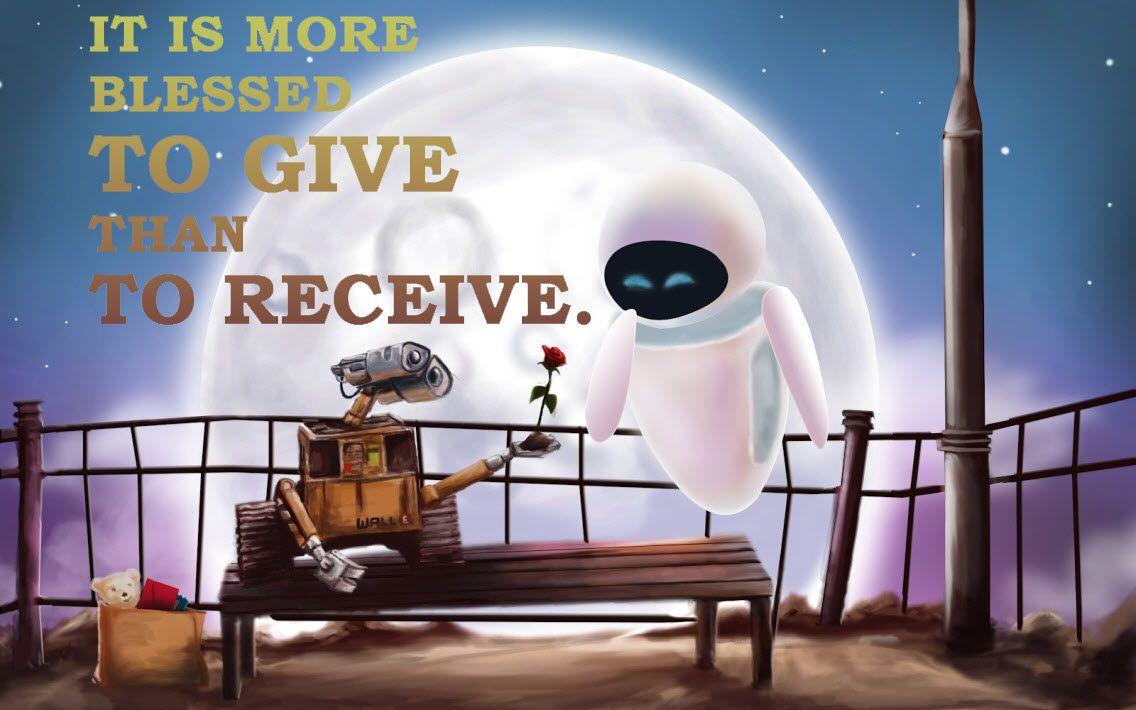 Give Wall E Wall E Eve Facebook Cover Photos Inspirational