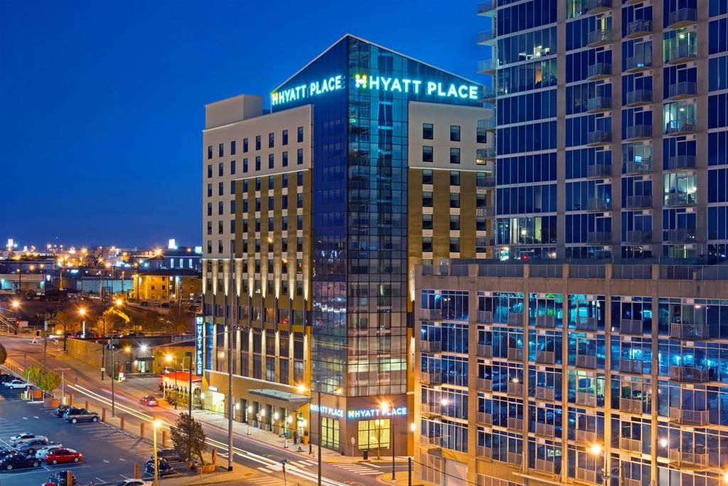 Hyatt Place Nashville Downtown Nashville downtown, Visit