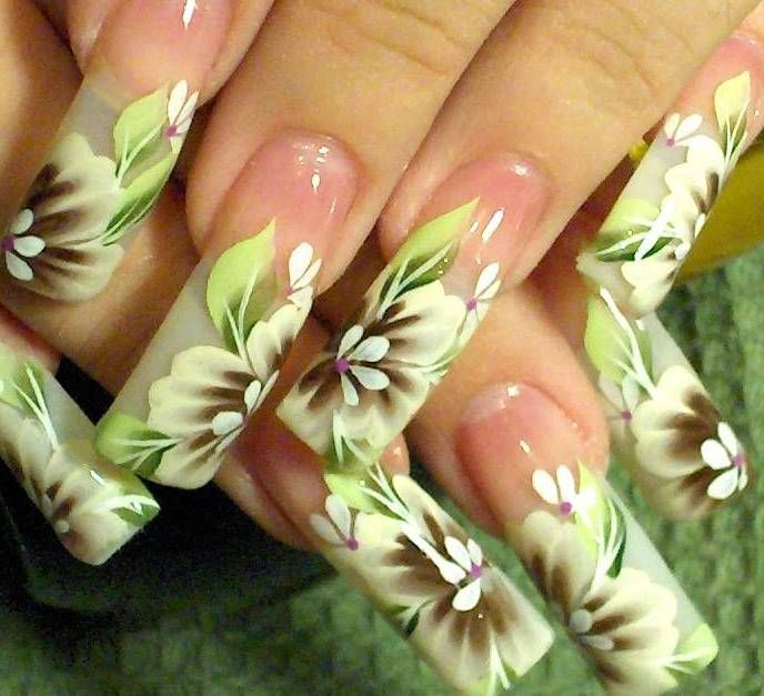 Nail Designs From Puerto Rico Yary S Nails Design Nail