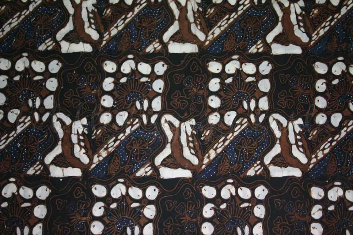 Batik Sogan Yogyakarta Motif Sekar Jagad Ageng2  Indonesia Batik