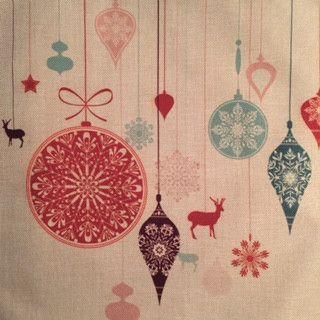 Winter, Christmas & Deer Pillows & Pillow Covers
