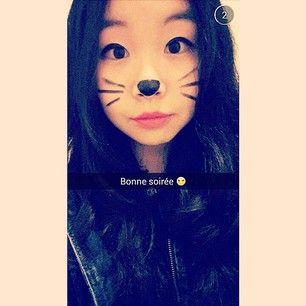 Asian snapchat