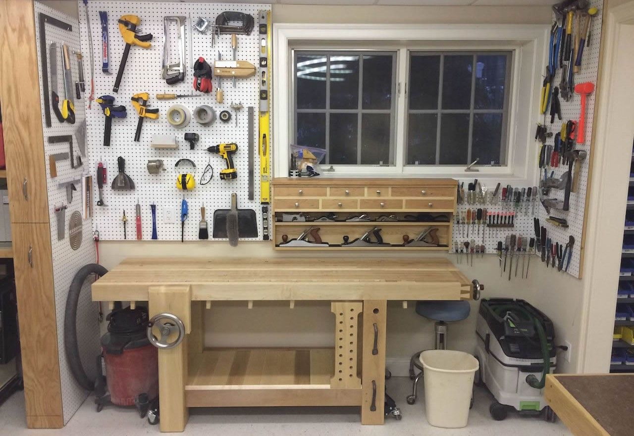 How To Set Up Your Small Woodwork Shop for Under $1000 ...