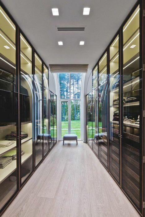 Kleiderschrank modern design  Begehbarer Kleiderschrank | Closets and Shelves | Pinterest ...