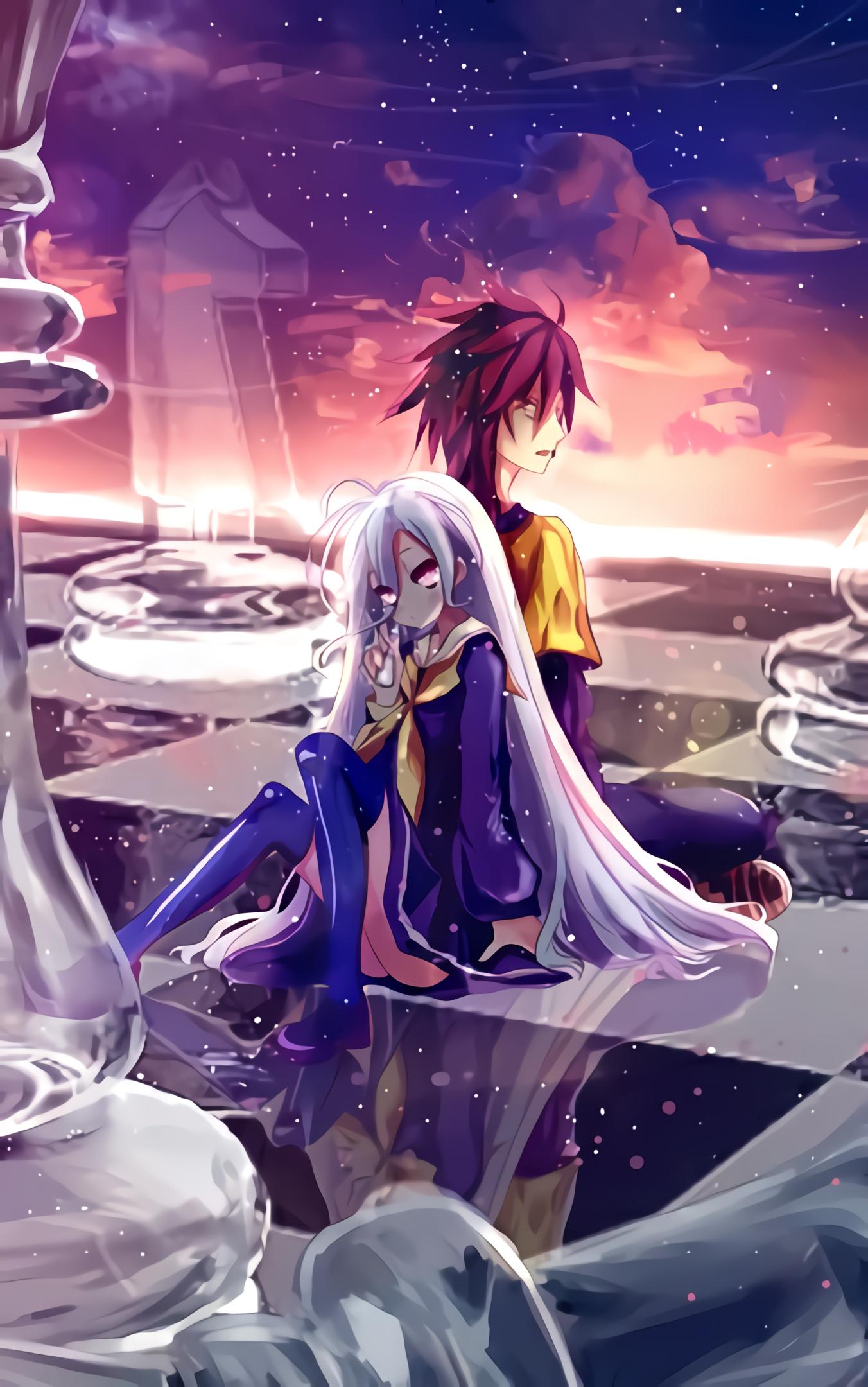 Ngnl 1352x2160 Personagens De Anime Jogo Da Vida Filmes De Anime