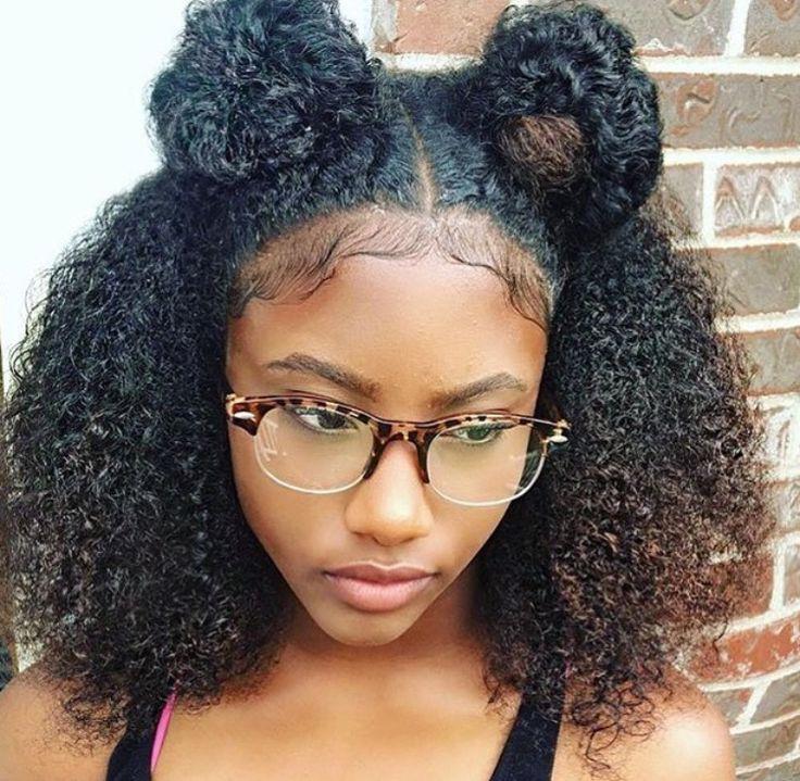 N A T U R A L | H A I R | Natural Hairstyles | Pinterest | Black ...