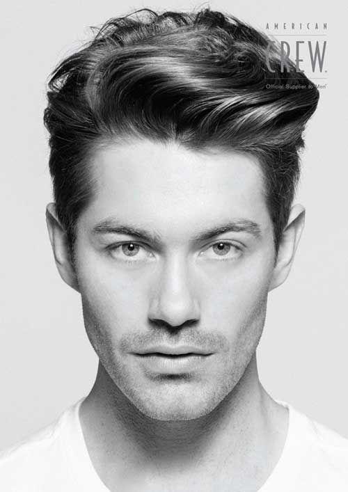 Zur Seite gekämmt Feine Herren Hair | Frisuren | Coole ...