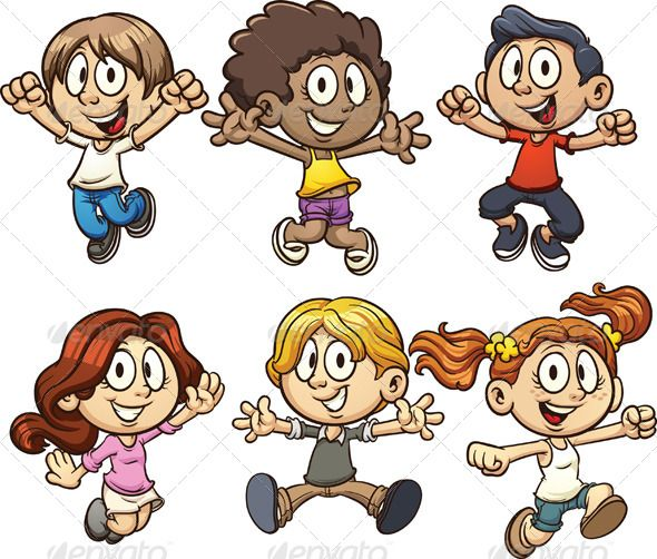 cartoon kids - Kids Cartoon Picture