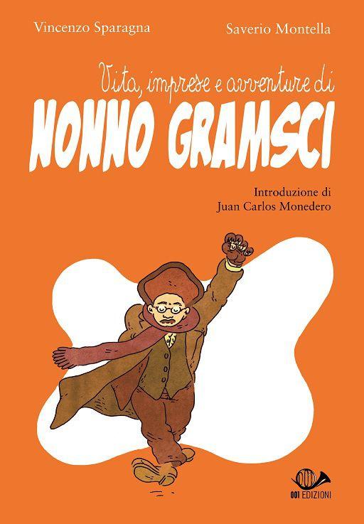 QUANDO LA STORIA ITALIANA ARRIVA IN FUMETTERIA: 001 EDIZIONI PRESENTA GRAMSCI A FUMETTI http://c4comic.it/2015/05/05/quando-la-storia-italiana-arriva-in-fumetteria-001-edizioni-presenta-gramsci-a-fumetti/