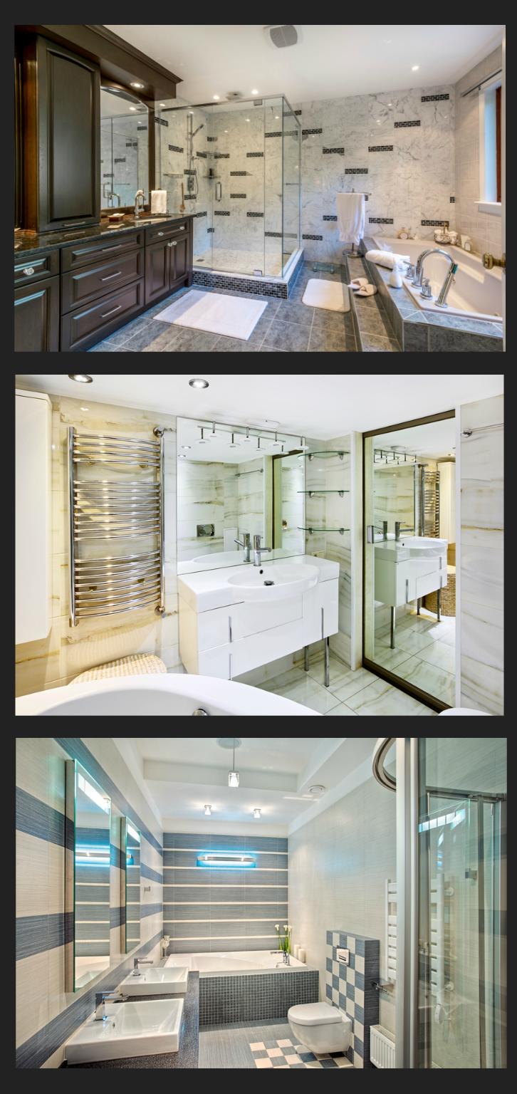 150 White Master Bathroom Ideas for 2018   White master bathroom ...