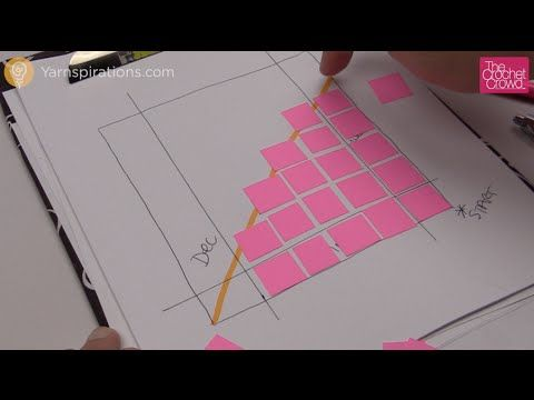 Corner to Corner - Square or Rectangular Webinar - YouTube  USE - triangular graph paper