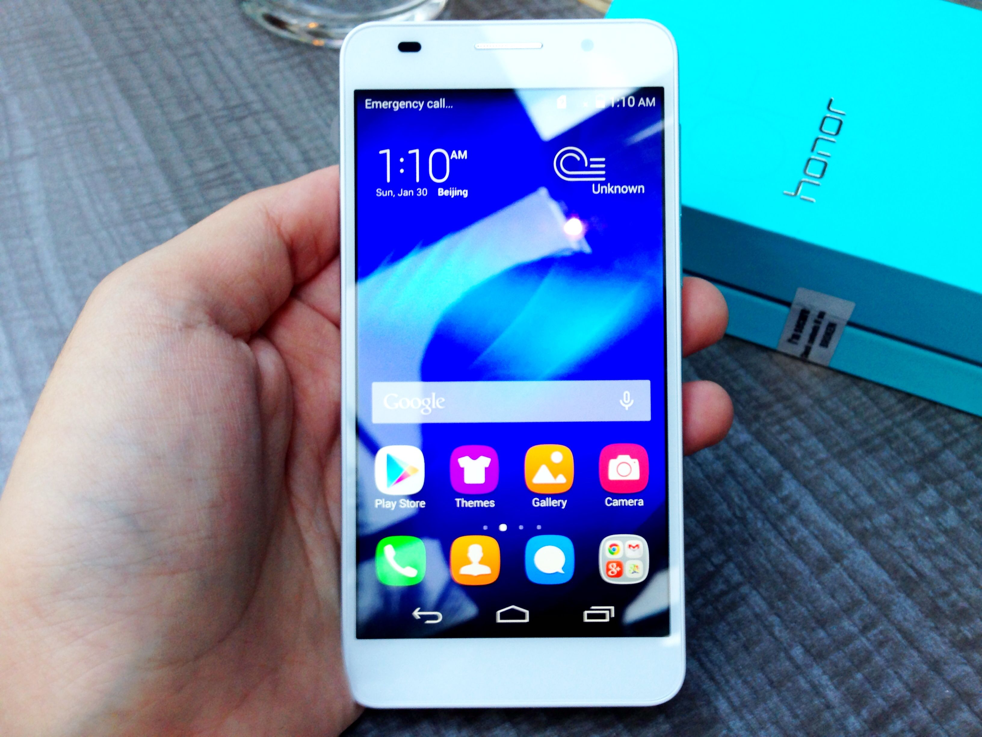 Huawei Honor 6 (H60-L04): How to unlock bootloader, flash custom