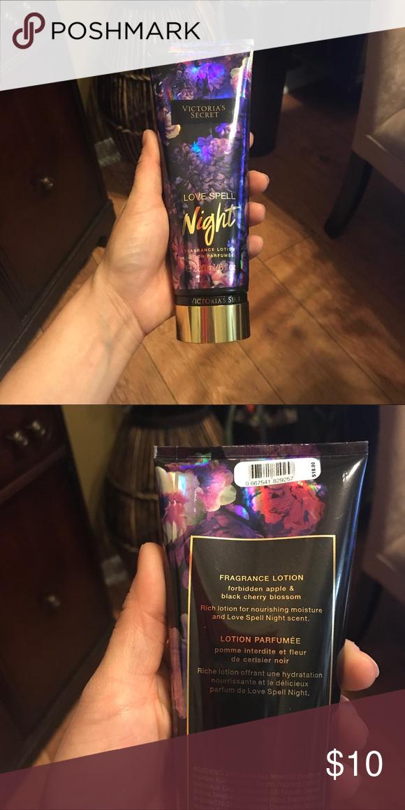 Victoria's Secret Love Spell Lotion Fragrance Lotion